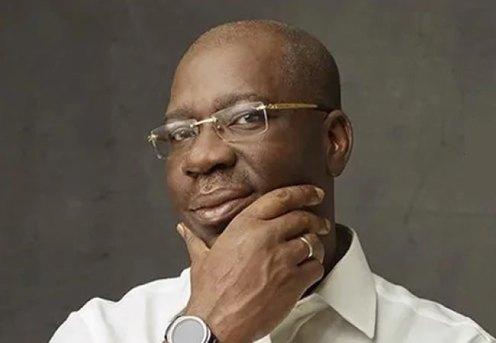 Godwin Obaseki [PHOT: Edo Govt. house]]