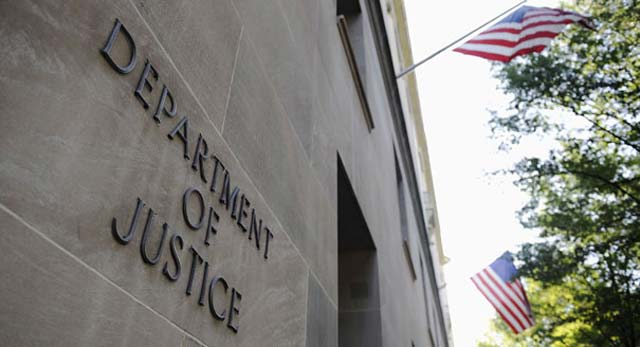United States Department of Justice[PHOTO CREDIT: Financial Times]