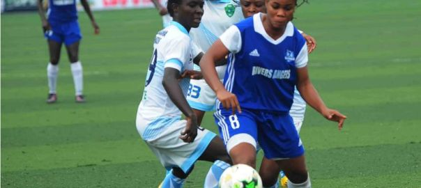 Nigerian Women Football League [PHOTO CREDIT: Yahoo!Sports]
