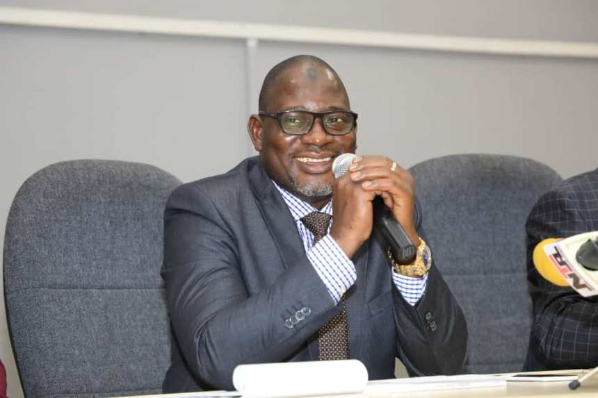 Muhammad Nami, FIRS boss [PHOTO CREDIT: @firsNigeria]