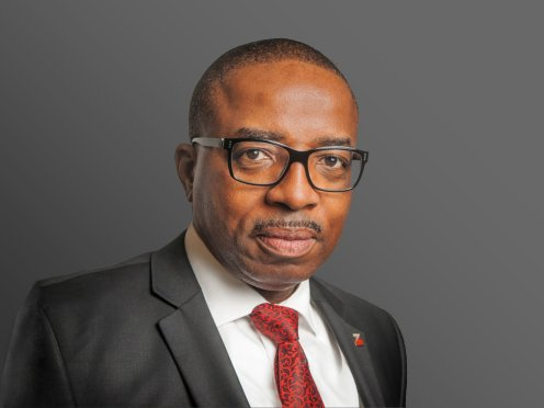 Group Managing Director, Chief Executive, Ebenezer Onyeagwu