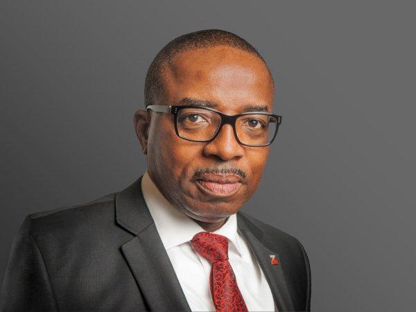 Group Managing Director, Chief Executive, Ebenezer Onyeagwu
