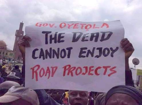 Osun retirees protest non-payment of entitlements since 2015