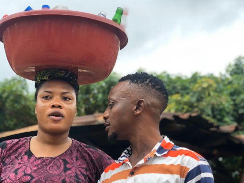 photos from set of new Yoruba movie 'Olugbeja Olorun'