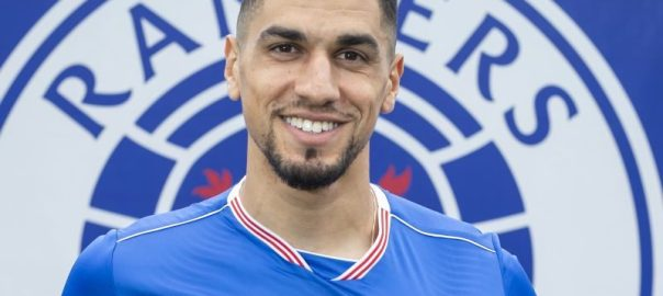 Leon Balogun [Photo Credit: Rangers.co.uk]