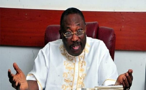 Former Minister, Sam Momah [Photocredit: thetrendNG.com]