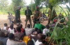 Kidnapped victims rescued by troops of Operation Whirl Stroke in Benue