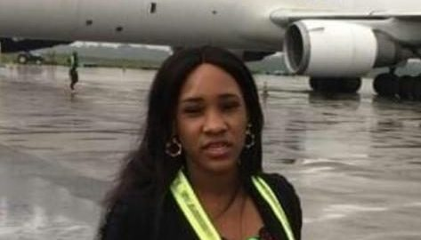 Chidinma Ajoku, a worker at FAAN killed by a container