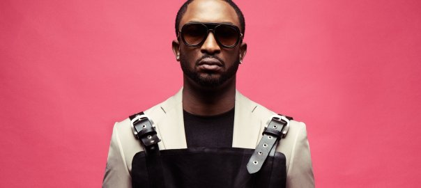 Nigerian music star, Darey Art Alade. [PHOTO CREDIT: Darey]