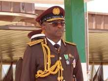 Comptroller General of the Nigerian Immigration, Muhammad Babandede. [PHOTO CREDIT: @nigimmigration]