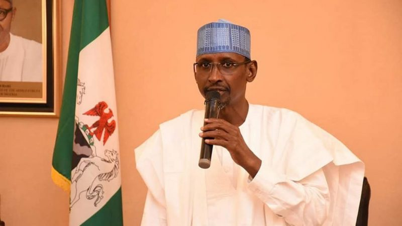 Minister of the FCT, Muhammad Bello [PHOTO CREDIT: @OfficialFCTA]