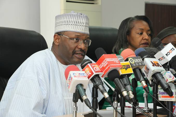 INEC releases 2019 election report, recommends electronic voting