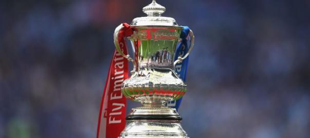 FA Cup: Arsenal vs Chelsea [PHOTO CREIDT: @FACupFinal]