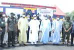 THE PRESIDENT COMMISSIONS ULTRA-MODERN PMF TRAINING COLLEGE IN NASARAWA STATE [PHOTO CREDIT: @PoliceNG]