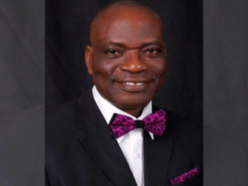 Oluwatoyin Ogundipe [Credit: UNILAG website]