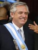 Argentinian President, Alberto Fernandez [Photo Credit: en.wikipedia.org]