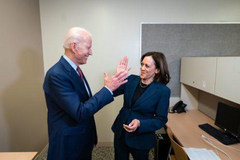 Joe Biden and Kamala Harris [PHOTO CREDIT: joebiden.com/]