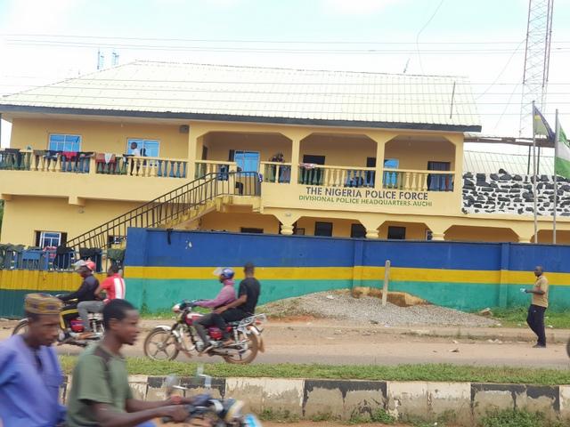 Police Divisional Headquarter building, Auchi