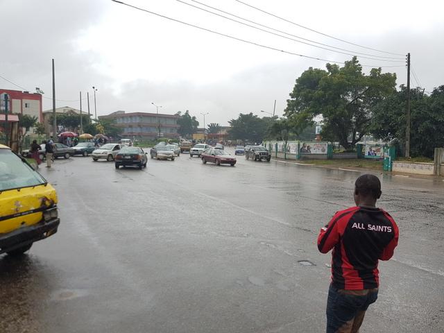 Akpakpava road, off ring road, Benin