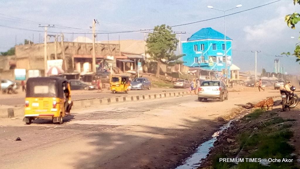 Anebo Quaters,Gadumo, Lokoja-Ganaja Road, Lokoja, Kogi State.