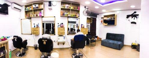 Onyinye Obasi barbering shop