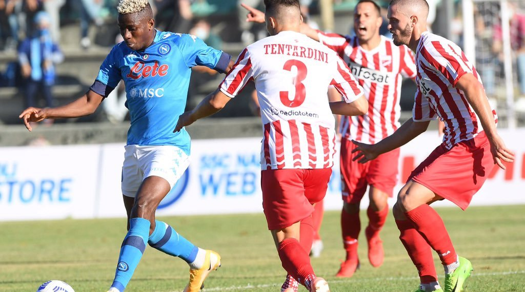 Osimhen Scores Another Hat Trick For Napoli Premium Times Nigeria
