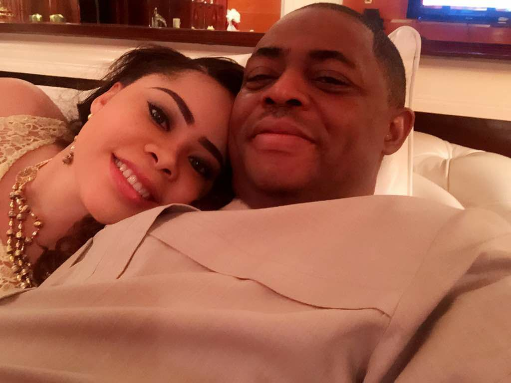 Femi Fani-Kayode and his ex-beauty queen wife, Precious Chikwendu. [PHOTO CREDIT: Official Facebook page of Fani-Kayode]