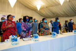 Launching of the unconditional cash transfer project