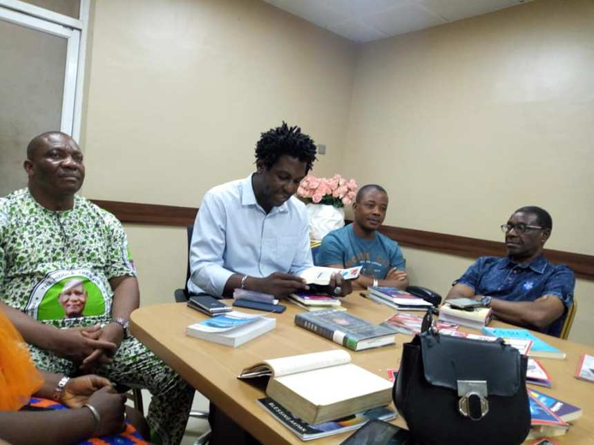 Book club members to win N100,000 if they read 100 books