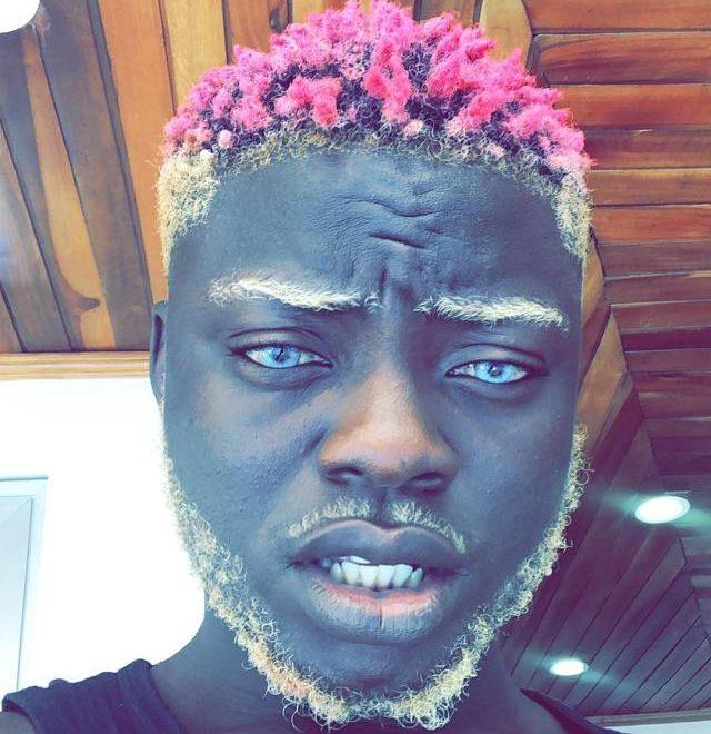 Popular Nigerian pornstar Tblakhoc