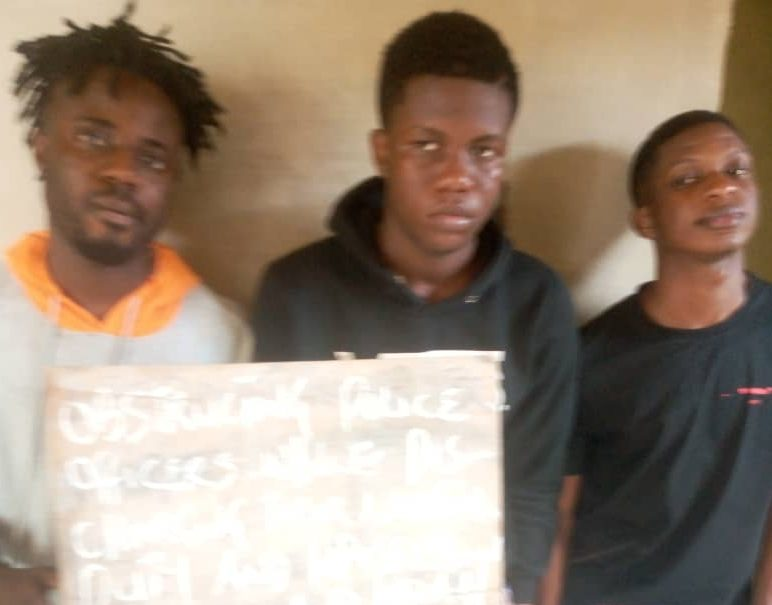 Police arrest Nigerian musician Superwozzy, allegedly recover charms