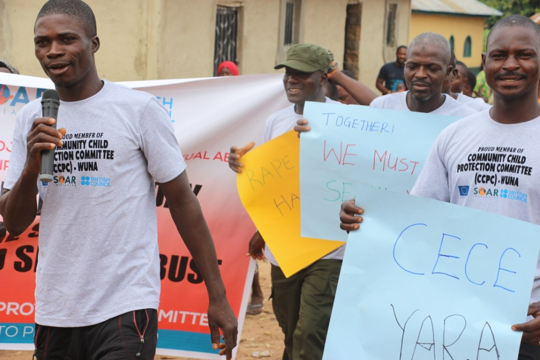 Community Based Initiative that may end sexual crimes in rural Nigeria