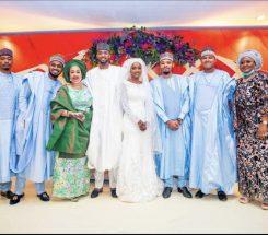 [Photo Credit: First Lady Aisha Buhari's Instagram account]