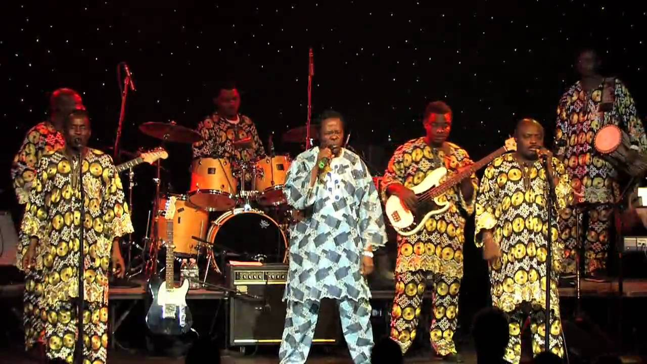 King Sunny Ade with Team [PHOTO CREDIT: YouTube]