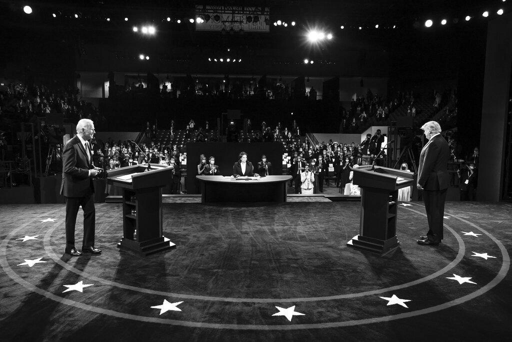 ANALYSIS: Trump vs. Biden: Profiling the candidates and their deputies