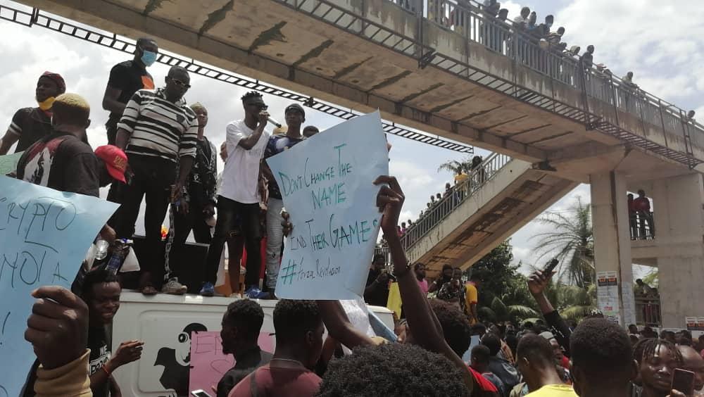 EndSARS protes in Benin 3 (1)