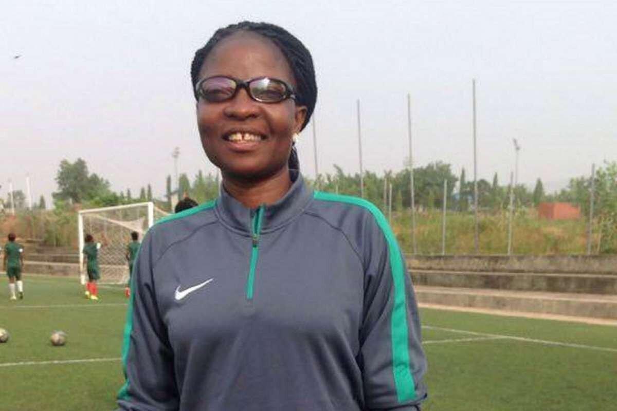 Florence Omagbemi (PHOTO CREDIT: goal.com)