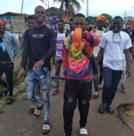 SSS arrests, brutalises #RevolutionNow protesters in Osun