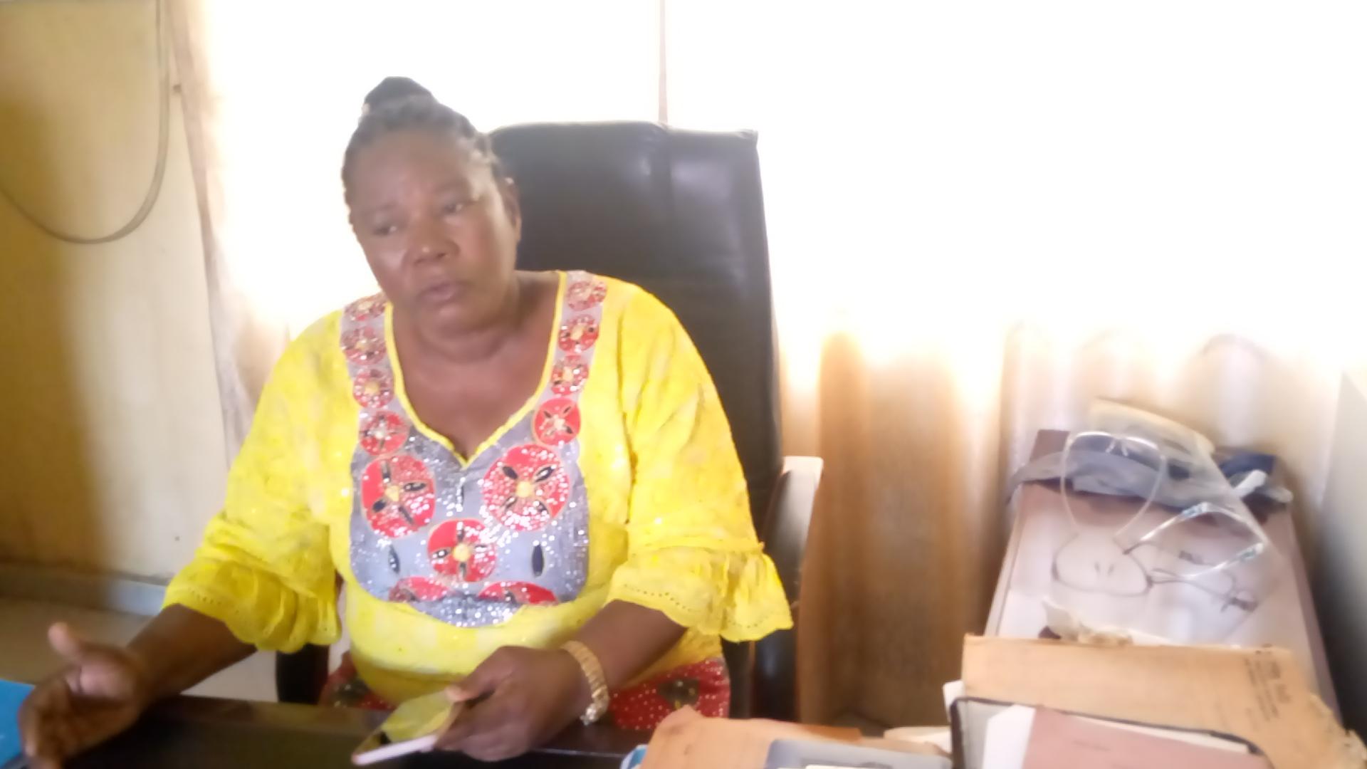 Victoria Olugbemi - AAUA
