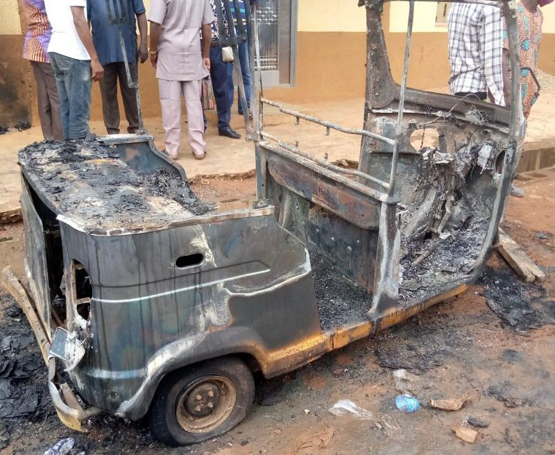 Victims of Lagos gas explosion recount losses