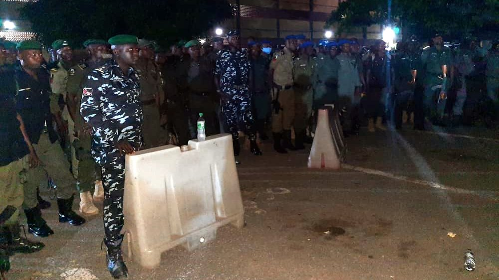 Lagos police prepare to clamp down on protests