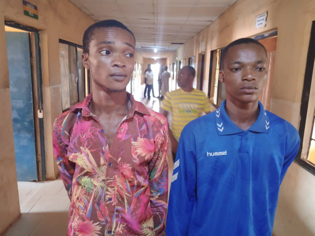 Two arrested over gang-rape of 14-year-old girl in Ogun