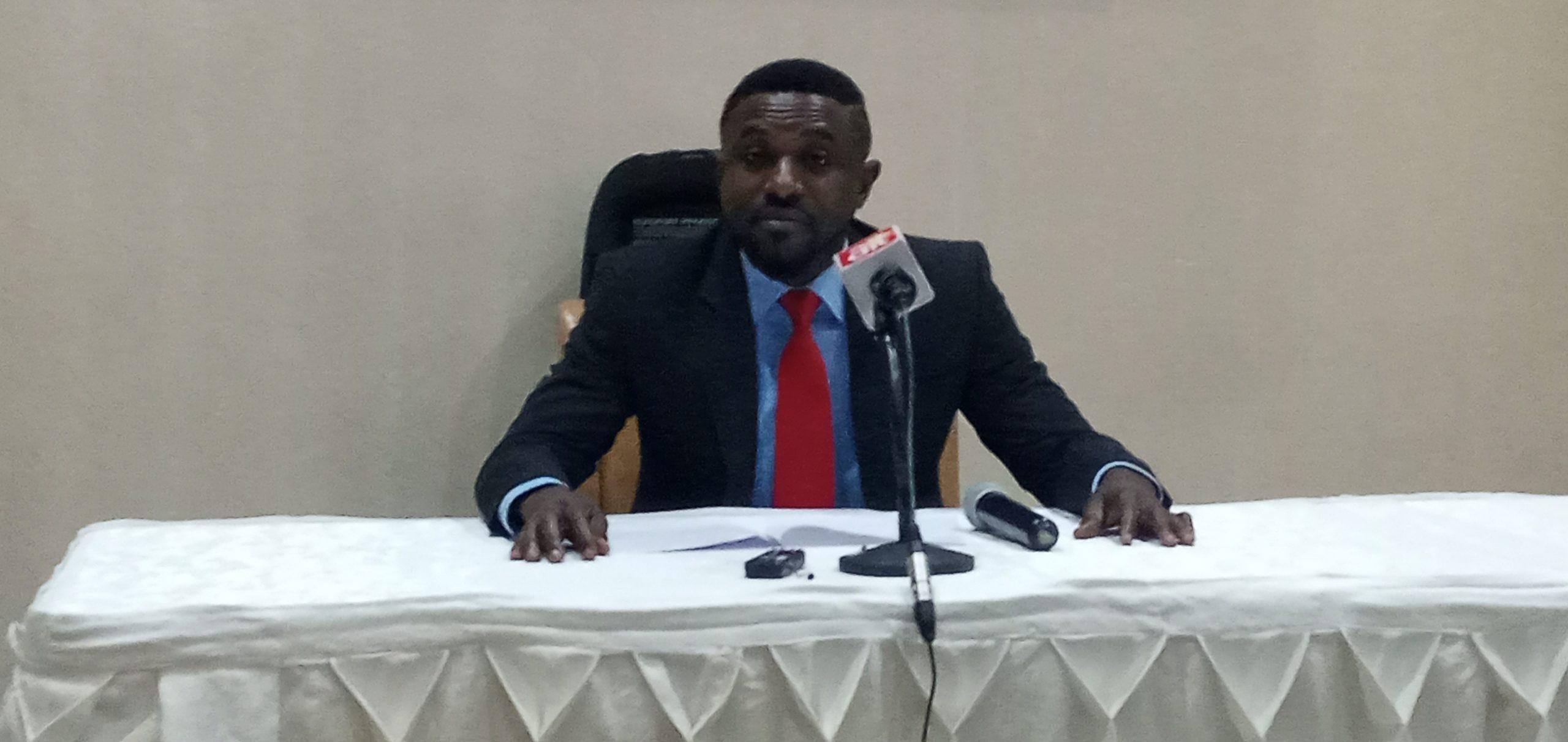#EndSARS: Man, 38, bids for Nigeria's presidency