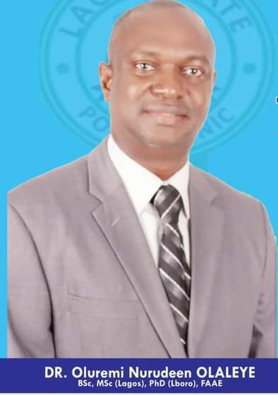 LASPOTECH rector, Nurudeen Olaleye