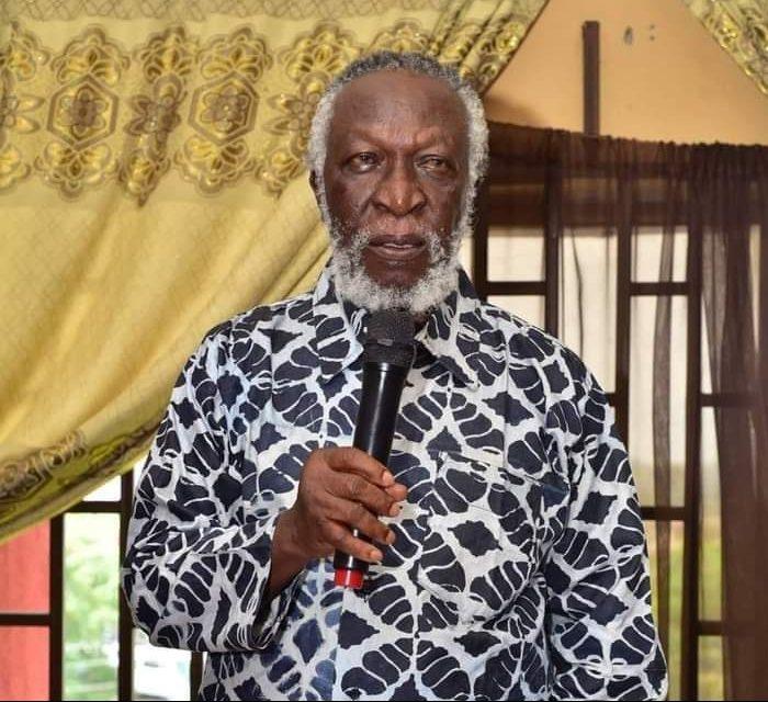 Late Prof Ola Oloidi