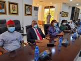 Gov. Ifeanyi Ugwuanyi signs 2021 budget into law [PHOTO CREDIT: @GovUgwuanyiNews]