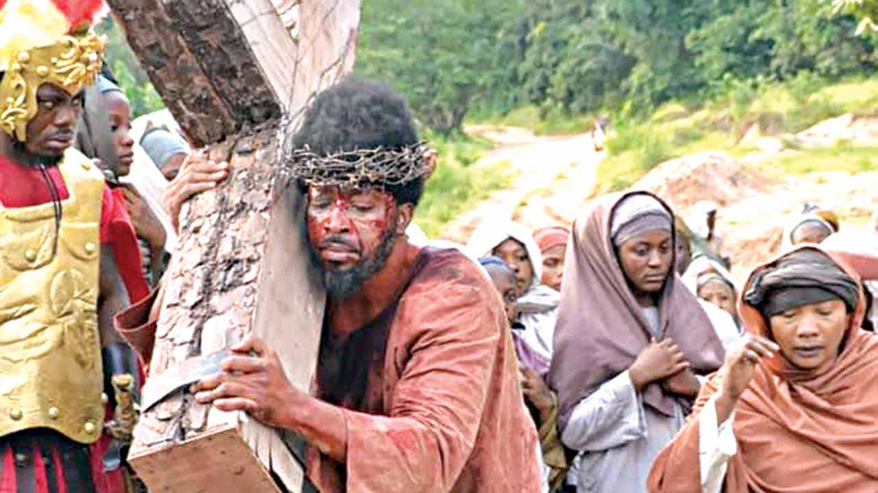 Our Jesus Story is the Nigerian version of the popular 'Jesus of Nazareth' movie