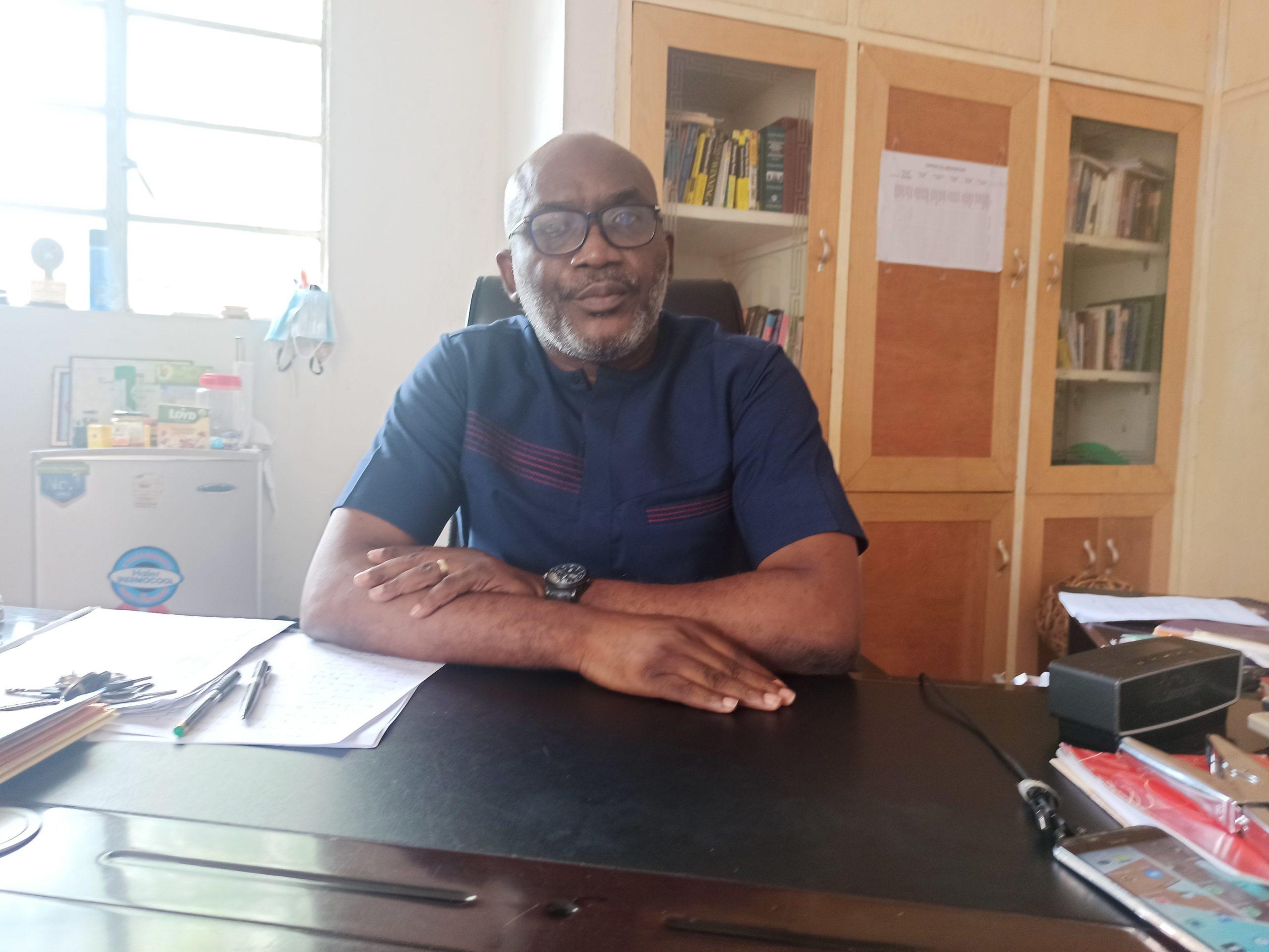 Olugbemi Malomo Photo Credits: Alfred Olufemi/ PREMIUM TIMES