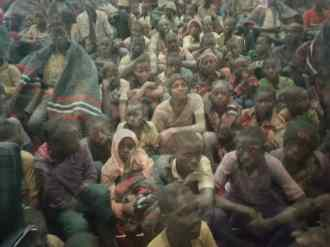 Governor receives freed Katsina students