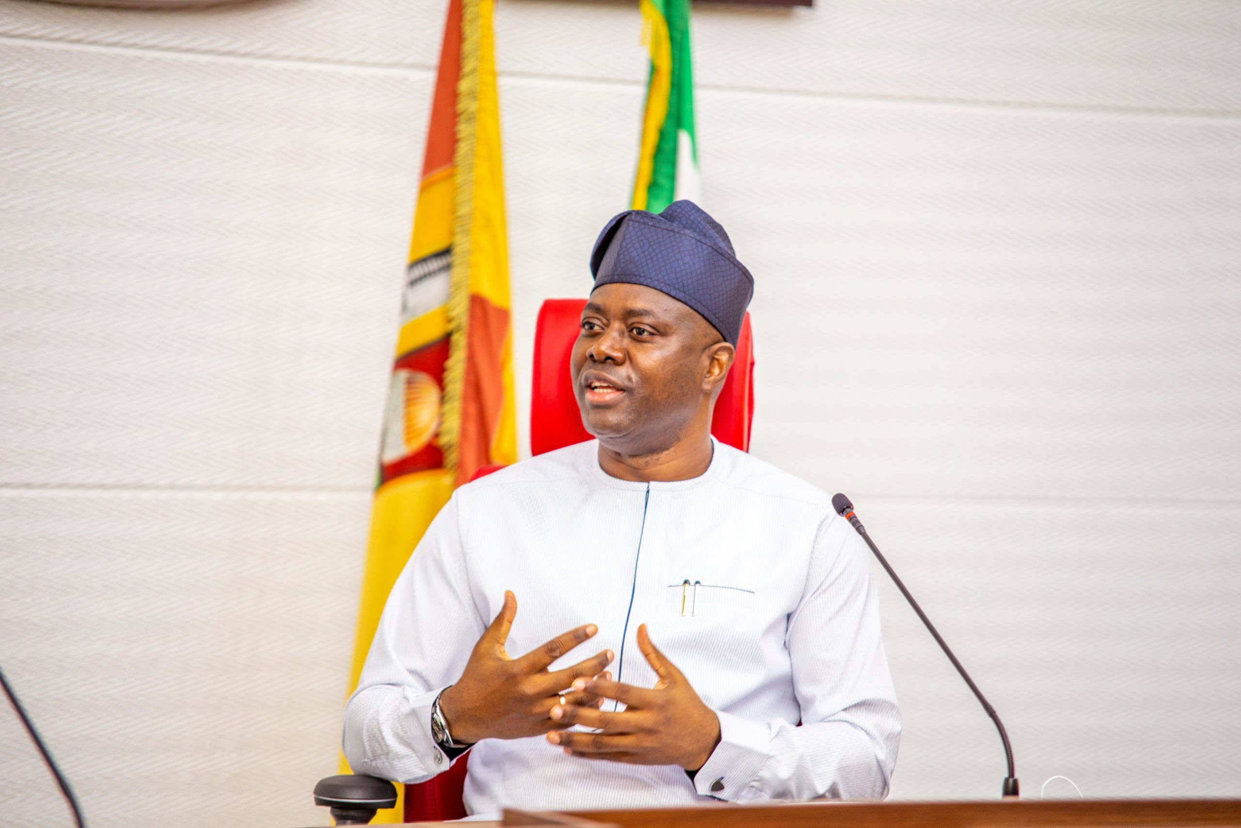 Group accuses Makinde of downplaying Oyo insecurity